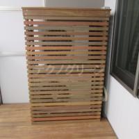 2段積み室外機カバー(マンション)