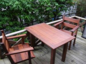 椅子&テーブル